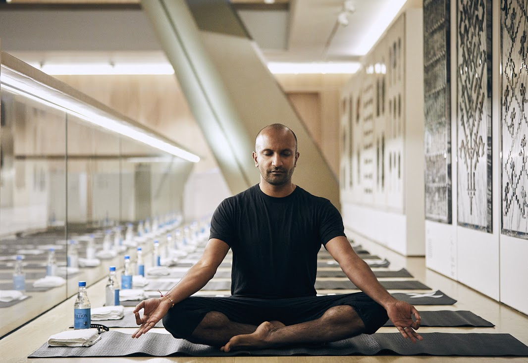 Your Guide To Meditation And The Float Pod, With Niraj Shah