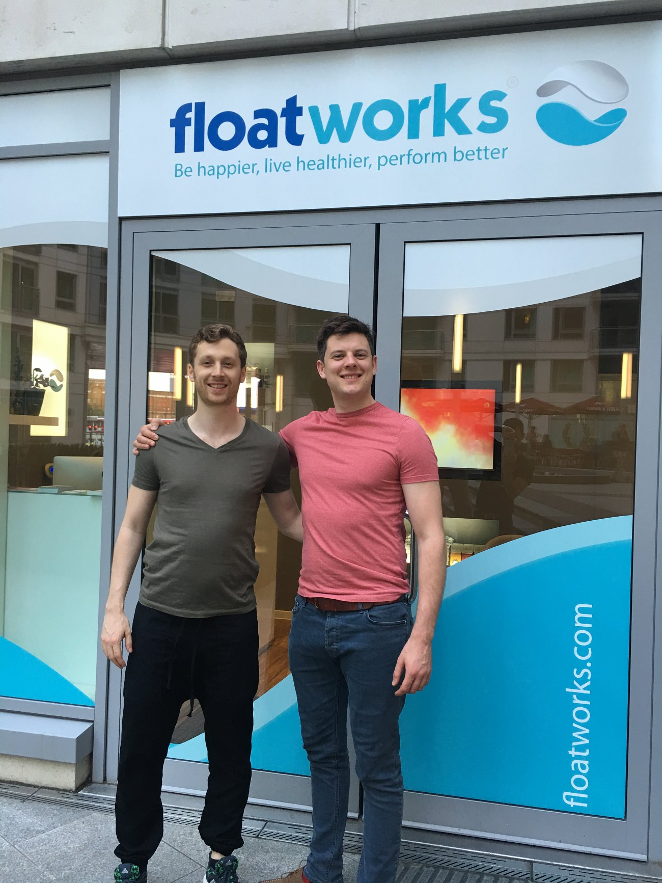 "One year of Floatworks: ""We have a duty to put it in the lives of more people"""